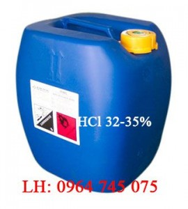 AXIT HCL 32-35%
